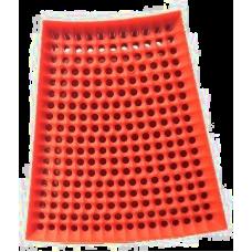 Single segment červený