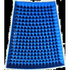 Single segment modrý